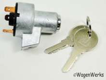 Ignition Switch - Type 2 1955 to 1963 EZDVF Code