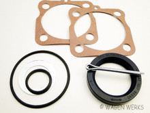 Wheel Bearing Axle Seal Kit - Karmann Ghia to 1968 Germany