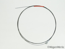 Accelerator Cable - Type 2 Bay Window 1968 to 1969
