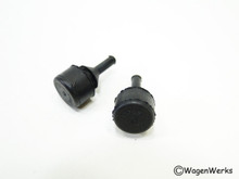 Gas Door Rubber Stops - Type 2 1967 only