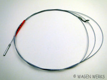 Accelerator Cable - Karmann Ghia 1972 to 1974 - Gemo