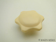Heater Knob - Type 2 1953 to 1967 - Ivory