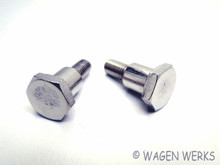 Rear Seat Fasteners - Bug 1956 to 1964