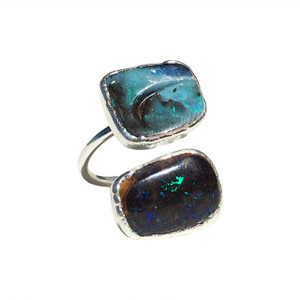 ELECTRIC SEDUCTION OPAL RING