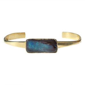 ENCHANTED RIVER SOLID OPAL BRACELET