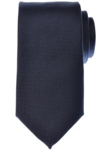 Battisti Napoli Tie Silk 59 x 3 1/4 Gray Blue Solid 41TI0182 $225