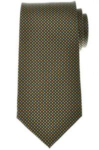 E. Marinella Napoli Tie Silk 58 x 3 5/8 Green Blue Red Geometric 07TI0139