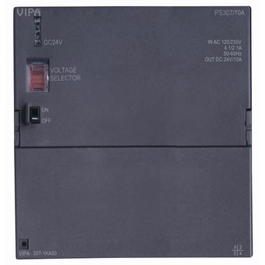 307-1KA00 - PS307 Power Supply, 100-240VAC Input, 24VDC Output, 10A
