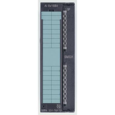 331-7BF70 - SM331 Analog Input, 8AI, +/-10V, SPEED Bus