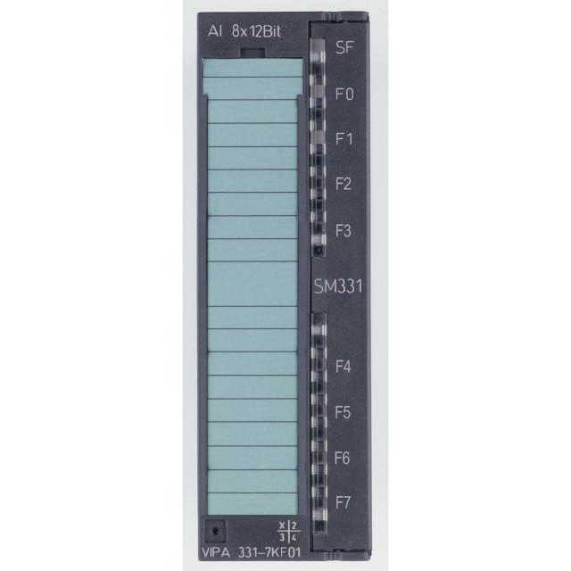 VIPA 331-7KF01 | SM331 Analog Input Module, AI8 - high performance I/O