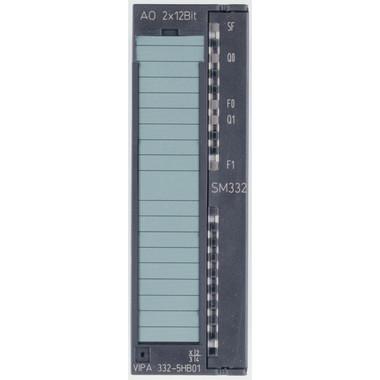 332-5HB01 - SM332 Analog Output, 2AO, +/-10V, +/-20mA