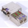 Profibus Connector - 90 Degree | EasyConn