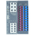 207-2BA20 - PS207 Power Supply, 100-240VAC Input, 24VDC Output, 1.2A, 2x11 Passive Terminals, Red/Blue