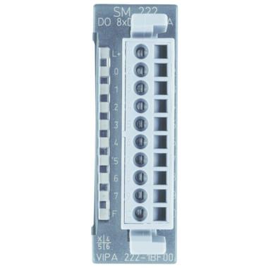 222-1BF00 - SM222 Digital Output, 8DO, 24VDC, 0.5A