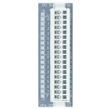 222-1BH10 - SM222 Digital Output, 16DO, 24VDC, 1A