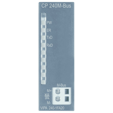 240-1FA20 - CP240 Communication Module, M-Bus Master