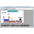 MHJ M003.020-S | S7 & LOGO! Virtual Plant Simulation Software, Business License, S7-PLC (1200/Logo) Simulation Software