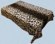 Brown Cheetah Print