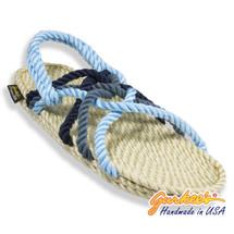Neptune Ocean Rope Sandals