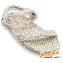 Classic Montego Natural Rope Sandals