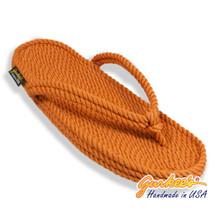 Classic Tobago Rust Rope Sandals