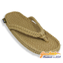 Classic Tobago Tan Rope Sandals