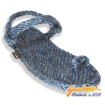 Signature Kona Blue Ice Rope Sandals