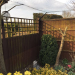 """This is an excellent product! We had it fitted two months ago and it is the best thing we've ever done! All the staff work so hard and are a pleasure to deal with. Grant (installation Manager) and Simon (fitter) worked their socks off for 12 hours fitting our fencing, non stop. Both our cats were shot last September in our village, close to home with an air gun and shot gun. They have both survived and are doing well. But we were desperate not to let them out of our sight since then. We now feel so happy and at ease that they are safe in our garden and can be seen all the time. The fencing is so inconspicuous and blends into the garden really well. It does not impede on any of the neighbouring gardens. We cannot recommend ProtectaPuss highly enough! Fabulous company!"" - Tina Milson"