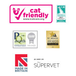 ProtectaPet's award winning components bring peace of mind about your cat's safety and well-being.