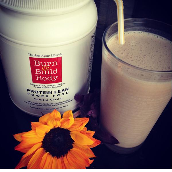 Protein Lean Power Food Vanilla Cream