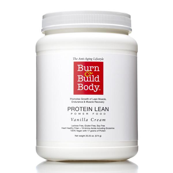 Protein Lean Power Food - Vanilla Cream