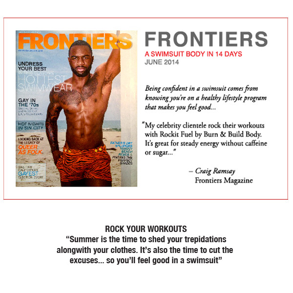 Frontier's magazine recommends Rockit Fuel