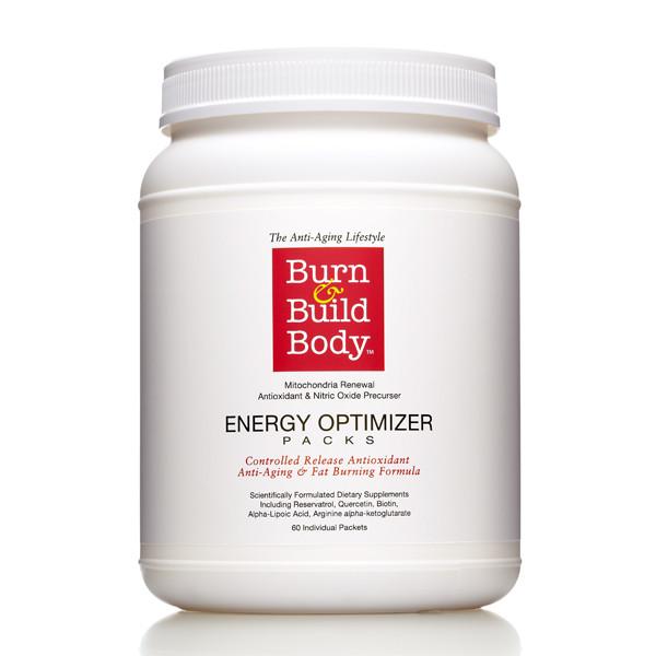 Energy Optimizer Packs. 60 Single serving packets.