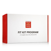 Fit Kit Program's distinctive Burn & Build Body packaging.