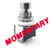 3PDT Momentary Foot Switch - Low Profile - PCB Mount