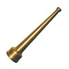 1 in. NPSH Brass Tapered Nozzle
