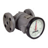 Titan Industries 3/4 in. Mini Oval Flanged Gear Meter