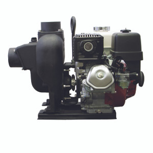 Banjo Gas Engine Transfer Pumps - Honda 5.5 HP - Viton - 2 in. - 140