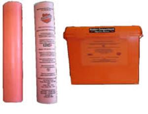 POK 2 in. x 10 in. Standard Foam Stick STIK Class A