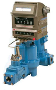 Liquidynamics DEF Stainless Steel Meter w/ Mechanical Register