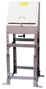 Clay & Bailey 6100 Series 7 Gal 2 in. Remote Spill Containment - Epoxy Coating