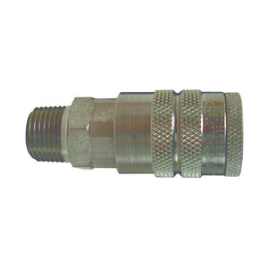 Dixon Air Chief 1/2 in. 303 Stainless Industrial Quick-Connect Coupler – 1/2 in. Body Size