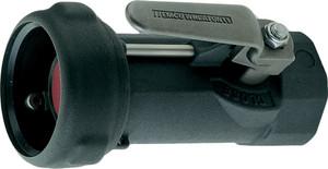 Emco Wheaton 1 1/2 in. Female NPT  Dry-Break Straight Coupler w/ Viton Seals - Straight w/out Swivel