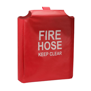United Fire Safety Hose Rack Cover Fits 100-125 in. Hose Racks