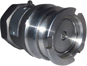 Emco Wheaton 1 1/2 in. Female NPT Aluminum Adapter w/ Viton Seals