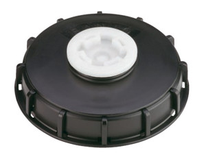 Banjo 6 in. IBC Tank Lid 2 in. w/ Unvented Plug & EPDM Gasket