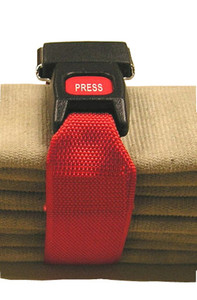 343 Fire 2 in. Heavy Duty Hose Strap - Individual