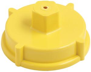Dixon Powhatan 4 in. NH(NST) Plastic Hydrant Cap