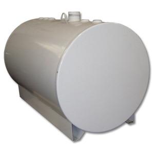 Certified Tank 1,000 Gallon 12 Gauge Single Wall UL142 Skid Tank - 48 in. x 132 in.