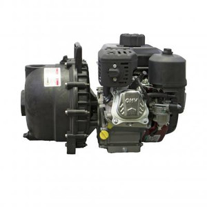 1-1/2 in. Polypropylene Self-Priming Centrifugal Pump - 3.5 HP 100 GPM - Briggs 3.5 HP - 1 1/2 in. - 100